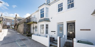 Located right in the heart of historic St Ives